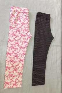 Leggings set of 2