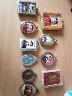 er ger fong collection for sale 10 pcs.