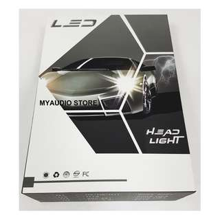 C6F CAR HEADLIGHT LED 6000K 3800LM