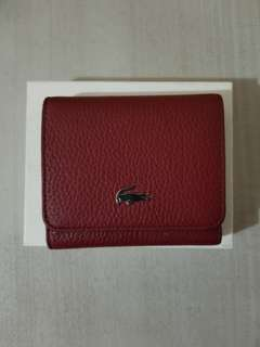 Lacoste Trifold Wallet