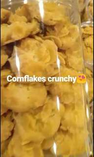 KUIH RAYA - Cornflakes Crunchy