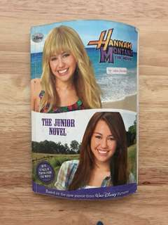 Hannah montana the junior novel