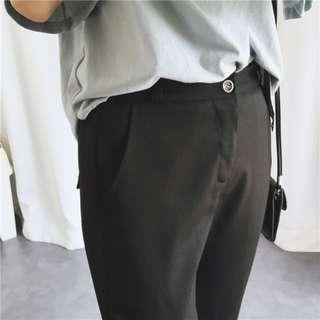 [PREORDER] Straight cut pants
