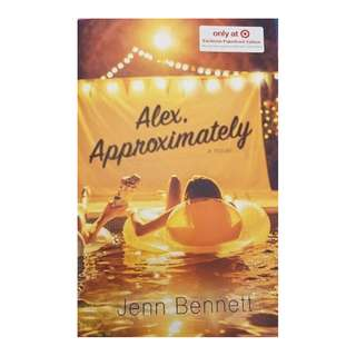 E-book English Novel - Alex, Approximately - Jenn Bennett