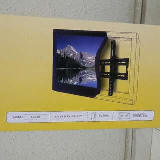 TV Wall bracket up to 60inches