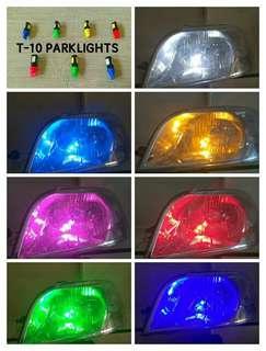 t10 parklights
