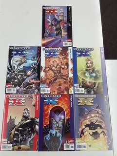Ultimate X-Men (2001 1st Series) Comics Set