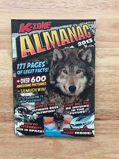 K-zone almanac