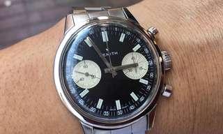 Zenith chronograph A278