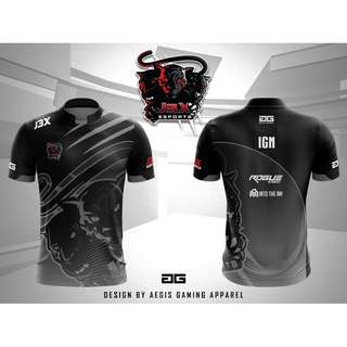 J3X eSports Official Jersey - Dark Edition