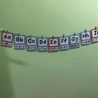Aa to Zz Phonics Flashcards with Pictures