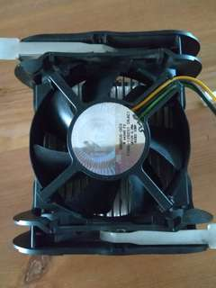 Cold fan for cpu