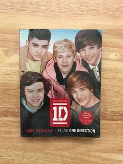 Dare To Dream - Life as One Direction