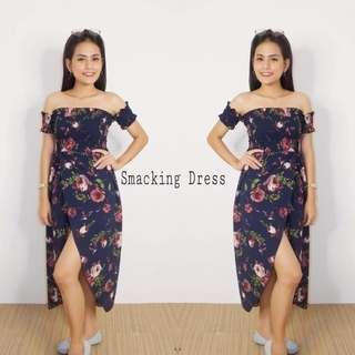 SMACKING DRESS
