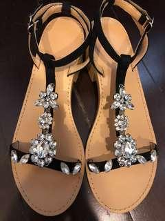 snidel 超美涼鞋M號