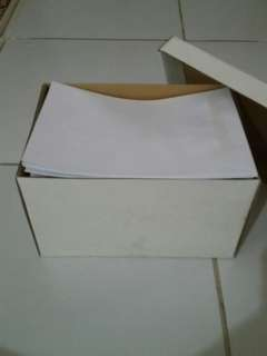 Bnib envelope