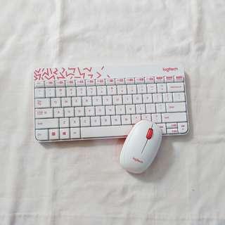 Logitech keyboard wireless