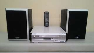 ZEAT ZT-HF910微型DVD音響組合