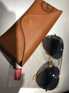 Rayban Polarized Lens 100% Real Sunglasses