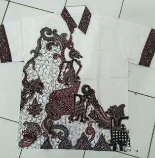 Preloved Kemeja Batik