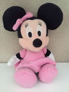 Minnie Mouse doll small