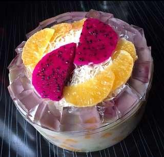 Salad buah IG: @ladiessalad