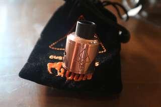 #mausupreme RDA Goon Custom Vapes 528 24mm Authentic 100%