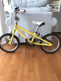 LOUIS GARNEAU retro kids bike. Hardly used & great condition. Bought at $398. For 7-10 year olds.