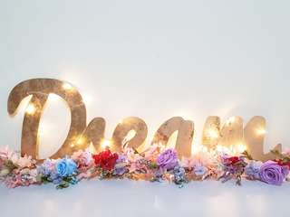 [Floral decor] Dream