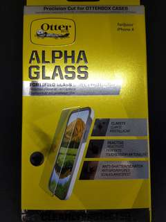 [Reduced!] iPhone X Otterbox Alpha Glass Screen Protector
