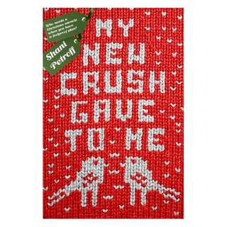 E-book English Novel - My New Crush Gave to Me by Shani Petroff