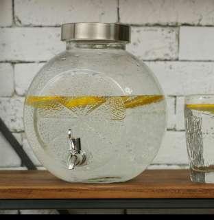 派對🎉 冷飲玻璃罐  玻璃水瓶  冷飲瓶