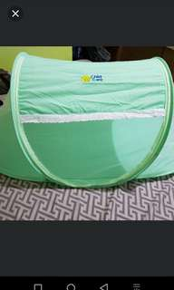 mosquito baby bed