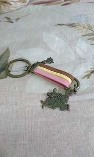 銅兔 奇幻夢境鑰匙圈