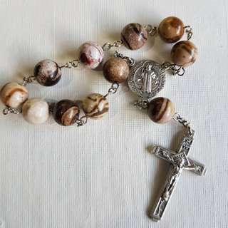 Feldspath Graphic Pocket Rosary