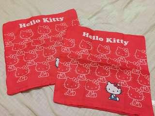 Hello Kitty throw pillow cases (2 pcs)