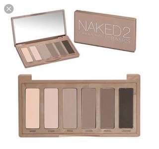 Naked Pallete Basic 2
