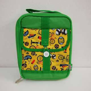 Lunch Bag with Front Pocket