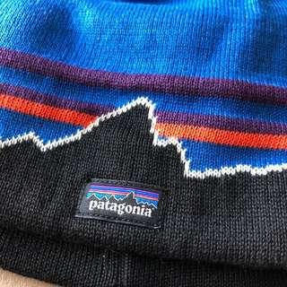 全新未剪牌經典花 Patagonia Beanie Hat Classic Fitz Roy  (One Size)