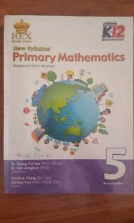 Math Grade 5 - Primary Mathematics