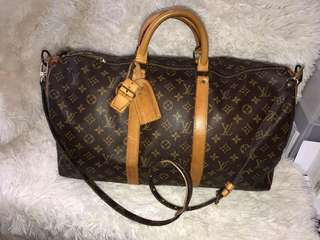 Authentic Louis Vuitton Bandoulier 50