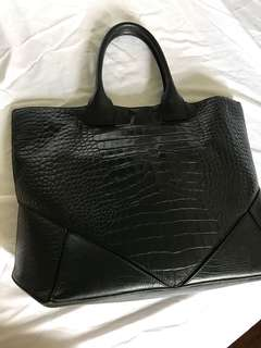 Givenchy Easy Tote Croc