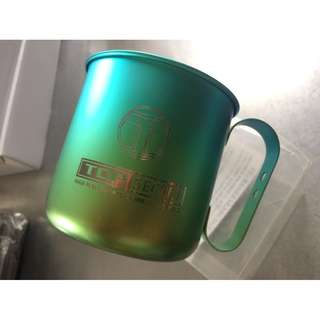 Top Secret Titanium Mug Japan Autoshow