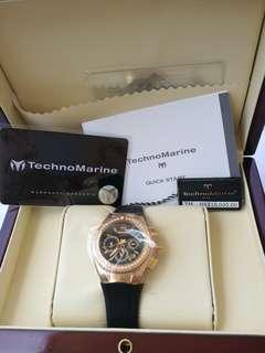 TechnoMarine 女裝高級手錶