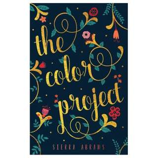 E-book English Novel - The Color Project - Sierra Abrams
