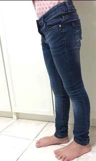 Branded Skinny jeans (8yo)
