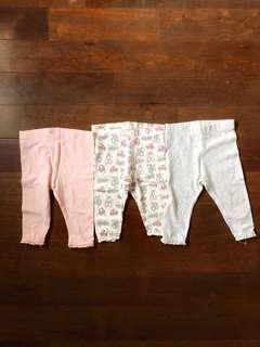 Mothercare celana bawahan bayi