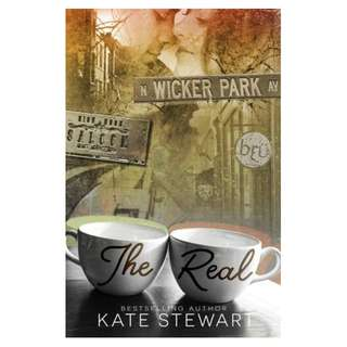 E-book English Novel - The Real - Kate Stewart