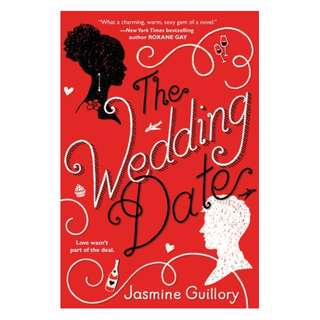 E-book English Novel - The Wedding Date by Jasmine Guillory