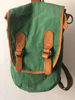 Two-way Backpack / Shoulder Bag